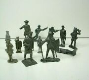 Metal Soldiers Knights Lone Star Sir Lancelot K/s Pewter Fort Pewter Large Lot