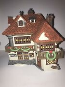 Dept 56 Mr. Wickfield Solicitor Dickens Village Series Heritage Collection Gw