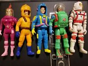 🌟 Lot 1989 Ghostbusters Super Fright Features Action Figures High Grade 🌟