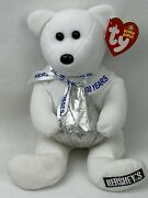 Ty Beanie Baby - Hugsy The Hershey Bear Walgreenand039s Exclusive With Tags