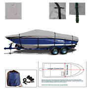 Eliminator Eagle 28 Xp Powerboat Heavy Duty Trailerable Storage Boat Cover