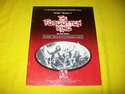 Rpga 3 The Forgotten King Dungeons And Dragons Adandd - 2 Very Rare