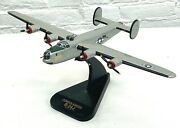 Wwii Consolidated Us Army Air Force B-24j Liberator Aircraft Desk Display