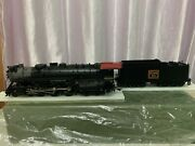 Challenger Imports Cil Brass Cbandq Class S-4a 4-6-4 Steam Locomotive And Tender