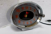 1960 Buick Clock Serviced And Works Perfectly Lesabre Electra 60