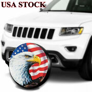 14 Spare Tire Cover Eagle Usa Flag Tyre Wheel Protect For Auto Jeep Liberty Crv