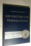 Usaf Lackland Air Force Base Military Training Center Yearbook Flight 377 1970s