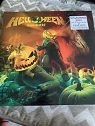 Helloween Straight Our Of Hell Re 2020 Double Clear Lp With 3 Bonus Tr
