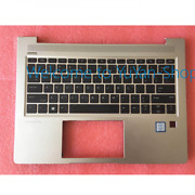 1pc Hp 430 G6 And 66 13 G2 C Shell With Keyboard L51600-001 Ra76 Df