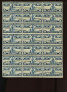 Philippines Pi W-643 Perf 11 Internal Revenue Mint Sheet Of 21 Stamps Nh Cv 315