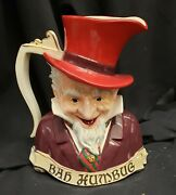 Morgue Sale Christmas Very Rare Highly Detailed Pitcher Department 56 Retired