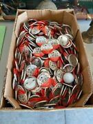 Brother Of The Brush Jackson Tn Pinback Button Lot Buttons Barber Shop 1972 100s