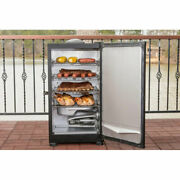 30 Electric Smoker Outdoor Cooking, Digital Panel, Smart Thermostat Temperature