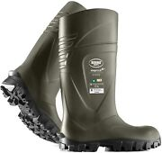 Bekina Steplitex Solidgrip S5, Eh, Non-slip Agricultural Safety Work Boots, Gree