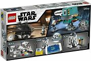 Lego Star Wars 75253 Droid Commander Coding R2d2 + Droids Working Robot New 1177