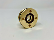 Brass End Cap Assy Trim Cylinder Johnson Evinrude 60-300hp W/seals 1991 And Up