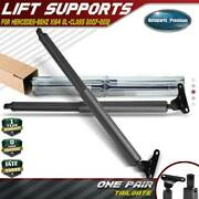 2x Rear Left And Right Tailgate Lift Supports For Mercedes X164 Gl-class 2007-2012