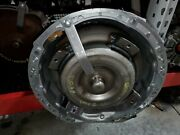 Automatic Transmission Out Of A 2014 Mercedes E350 With 34497 Miles