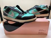 Nike Sb Dunk Low 2005 Diamond Supply Co. Nicky Diamonds Size 11