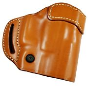 Blackhawk Leather Brown Owb Holster For Springfield Armory Xd Xdm Mod2 9mm 40 45