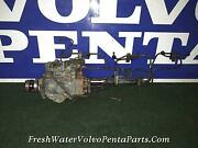 Volvo Penta Tamd40 B Fuel Injection Pump With Fuel Lines 867739 867756 867766