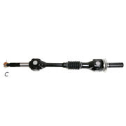 Fully Assembled Complete Rear Axle For Kawasaki Mule 2510/3000/3010/4000/4010