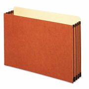Globe Weis Tops Globe-weis Heavy Duty File Cabinet Pockets 3.5 Inch Expansion