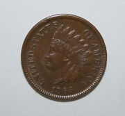 1865 Indian Head Cent Wr20