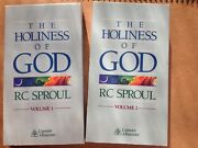 The Holiness Of God - Video Tape Series, Volumes 1 And 2, Rc Sproul Vhs