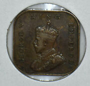 Straits Settlements 1932 George V 1/2 Cents 291099 Combine Shipping
