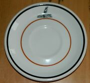 1939 Saucer 6 Carr China Fraternal Order Of Orioles Reading Pa No 2