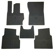 Mercedes Oem All Weather All Season Floor Mats 2019 To 2021 G-class 463