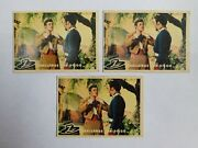 11 1958 Topps Walt Disneyand039s Zorro 19 20 21 22 11 Total Collectable Cards