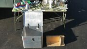 British Army No.5 Cookset - Box Utensils Complete. Scouts Cadets Camping