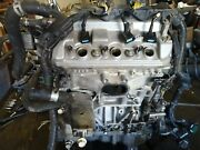 Honda Odyssey 2005-06 Ex-l Or Touring 3.5l V6 Engine Block And Heads Tested