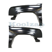 03-06 Chevy Avalanche 1500/2500 Front Fender Quarter Panel Left And Right Set Pair