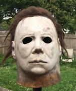 Myers Mask Hss/scs 75 Shatner H1 Limited Edition 4 Rehaul Halloween 2 Converted