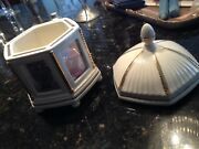 Lenox Photo Gallery Holder With Cover Beautiful Condition