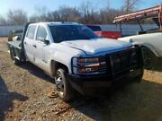 Frame Chassis Crew Cab 171.5 Wb Fits 16 Sierra 3500 Pickup 353927