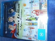 Dc Universe Justice League The New Frontier Bluray