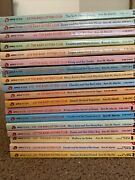 The Baby-sitters Club Lot 55 Books Babysitters Chapter Scholastic Ann M. Martin