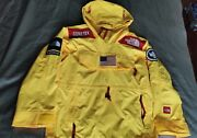 Supreme Ss17 The Antarctica Expedition Pullover Jacket Yellow