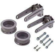 3.5and039and039 Front 3 Rear Lift Kit For Jeep Grand Cherokee Wk 2wd 4wd 2005-2010