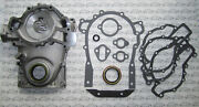 1957-1966 Buick Timing Chain Cover With Gaskets Set   Nailhead 364 400 401 425