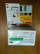 Lot Of 12 3m Post-it Tape Flags 50 Count Packs Green 1 X1.7 New Sealed 680-3