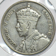 New Zealand 1934 George V 1/2 Crown 292737 Combine Shipping
