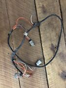 1963 Oldsmobile Starfire Ninety-eight Center Console Wiring Harness Lamps Lights