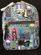 New Disney Parks Dooney And Bourke Haunted Mansion Mini Backpack 2020 In Hand