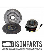 Fits Renault Kerax Dxi 11 97 - 13 Clutch Assy And Concentric Bearing Bp114-026