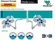 Operating Led Surgical Lights Double Dome Common Arm Led Ot Light Surgical Light